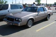 1984 Buick Regal T Type Light Brown