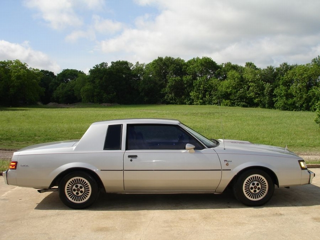 1984 silver t-type