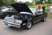 1987 Buick Regal Limited Black