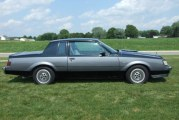 1985 Buick Regal WH1