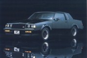 1987 Buick Regal Grand National GNX