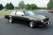 1987 Buick Regal WE4
