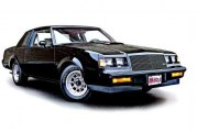 The Last Buick Regal Grand National Made
