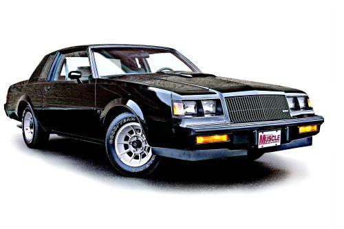 Turbo Buick Regal
