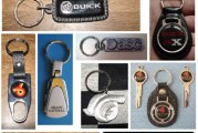 Buick Regal Grand National Key Chains Fobs Rings