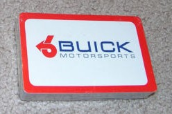 deck of buick cards
