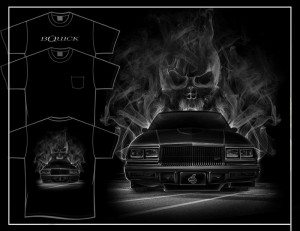 Turbo Buick Regal T-shirt