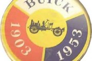 Buick Anniversary Celebration Medals