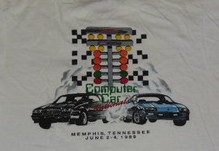 Computer Car Nationals Tshirt