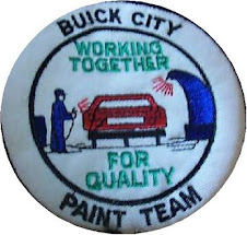 buick city paint team patch