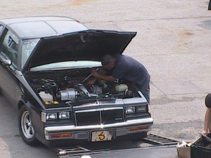 tuning up a buick regal turbo