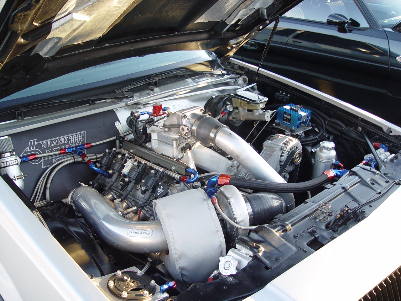 Ls Motor Buick Grand National