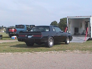 buick regal GN