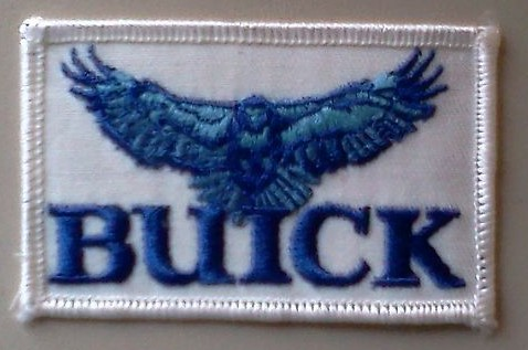 1970s buick hawk patch