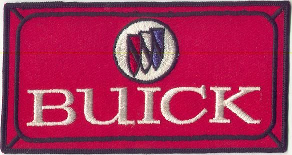 big buick patch
