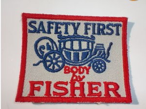 body by fisher patch