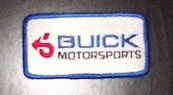 buick motorsports patch