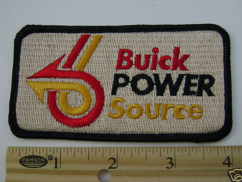 buick power source patch