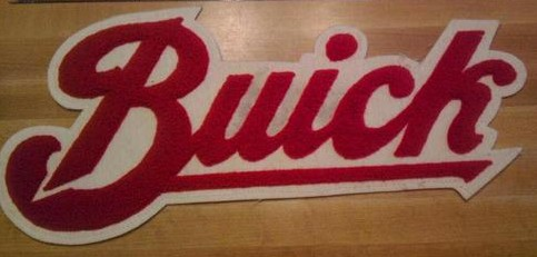 large buick patch