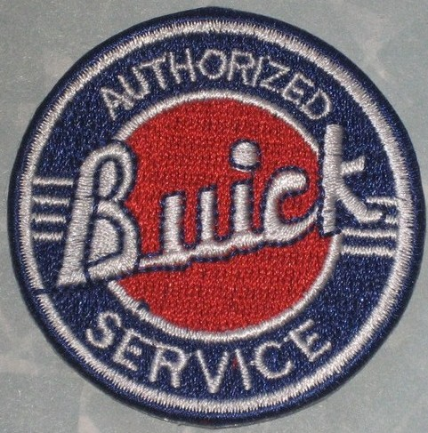 small buick patch