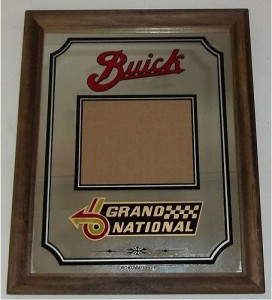 Buick GRAND NATIONAL Mirror Photo Frame
