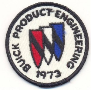 Buick Product Engineering Patch