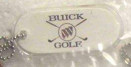 buick golf key chain