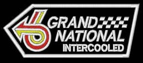 buick grand national intercooled patch