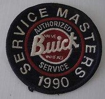 1990 buick service masters