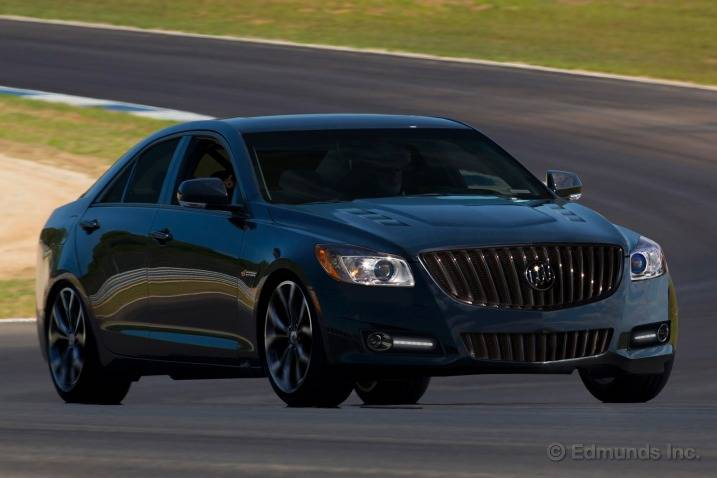 2015 Buick Grand National