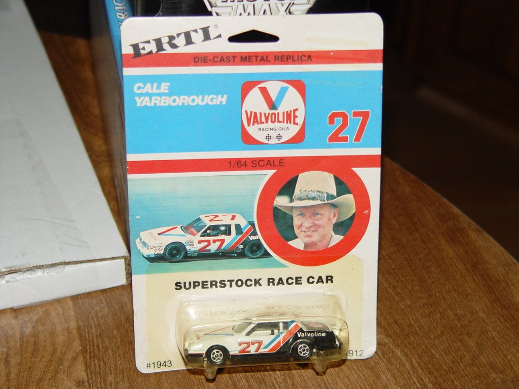 Cale Yarborough Valvoline Buick Regal