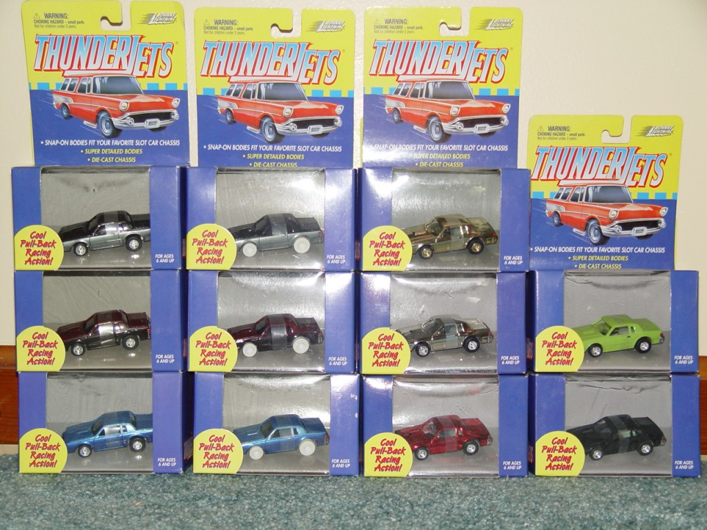 Johnny Lightning Thunderjets Buick Grand National