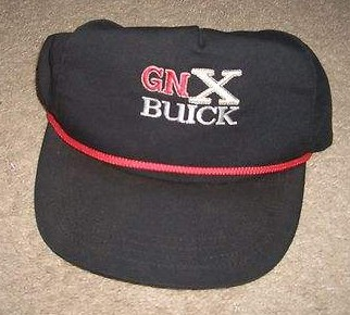 buick gnx hat