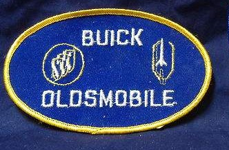buick oldsmobile patch