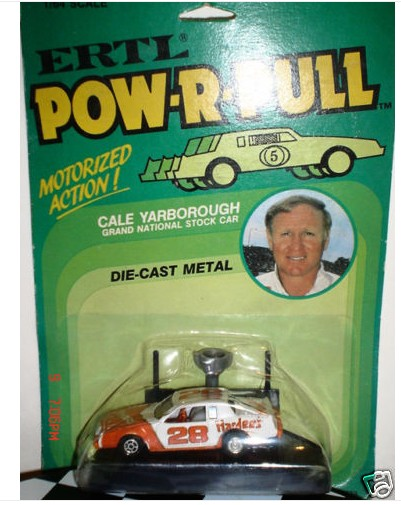 ertl pow-r-pull Cale Yarborough