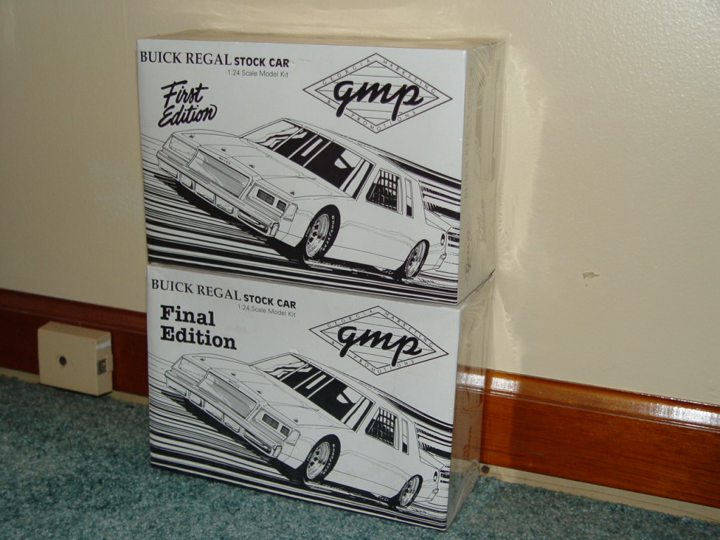 gmp buick regal stock car