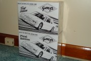 GMP Buick Regal Stock Car Model Kit