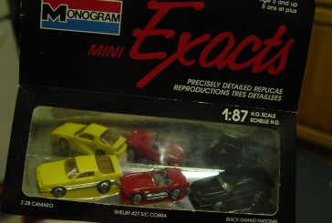 Monogram Mini Exacts Buick Grand National