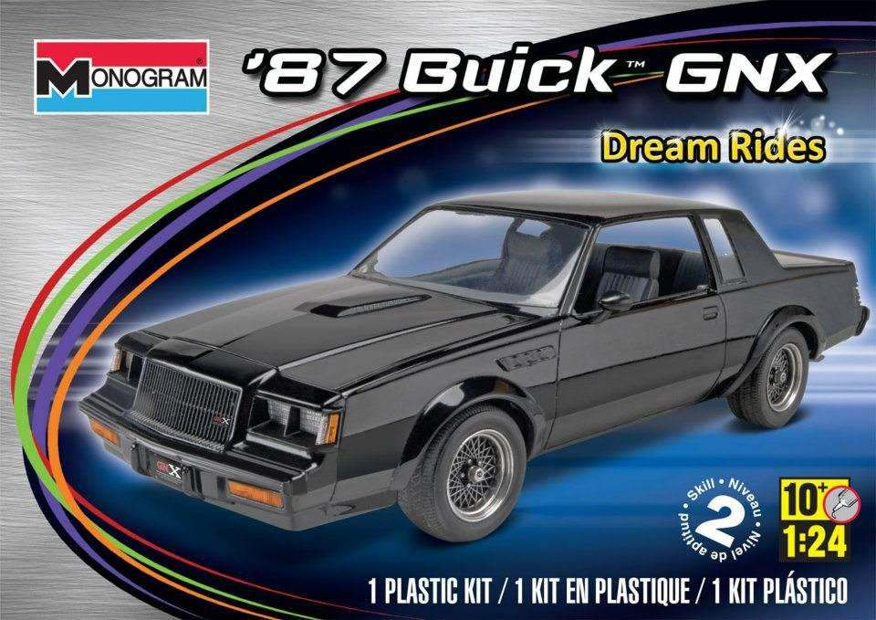 monogram dream rides buick gnx
