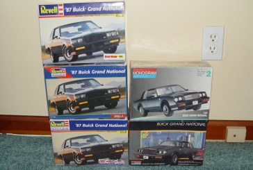 Revell Monogram Buick Grand National Model Kit