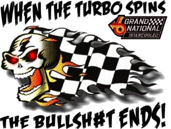 when the turbo spins