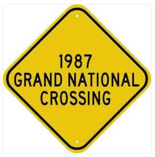 87 GN crossing