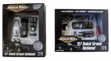 ERTL American Muscle Buick Grand National