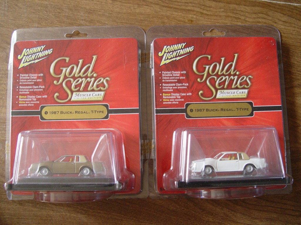 JL Gold Series Muscle Cars Buick Regal