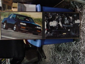 factory buick gnx prints