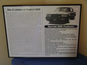 evolution of project GNX