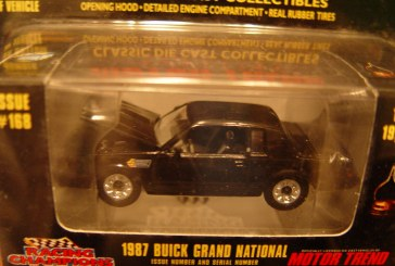 Racing Champions Motor Trend Magazine Buick Die Cast Cars