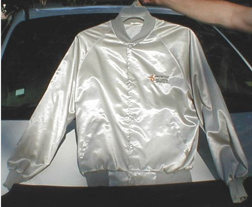 Silver Buick Grand National Intercooled Jacket
