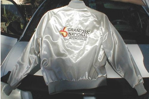 Silver Grand National Intercooled Jacket