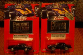 Johnny Lightning Promo Edition Buick Grand National